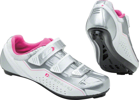LOUIS GARNEAU WOMEN'S JADE CYCLING SHOES DRIZZLE 36