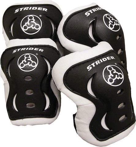 NEW Strider Knee and Elbow Pad Set