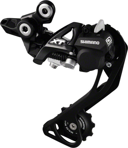 NEW Shimano XT RD-M786-SGS Rear Derailleur - 10 Speed, Long Cage, Black