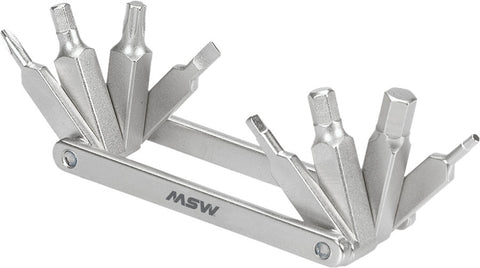 NEW MSW MT-208 Flat-Pack Multi-Tool, 8 Bit