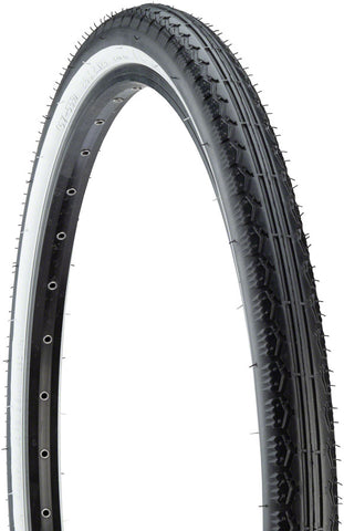 NEW Kenda K130 Cruiser Tire 26x2.125 Steel Bead Black/White