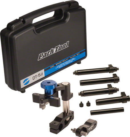 NEW Park Tool DT-5.2 Disc Brake Mount Facing Set