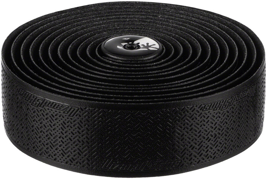 NEW Lizard Skins DSP Bar Tape - 3.2mm, Jet Black
