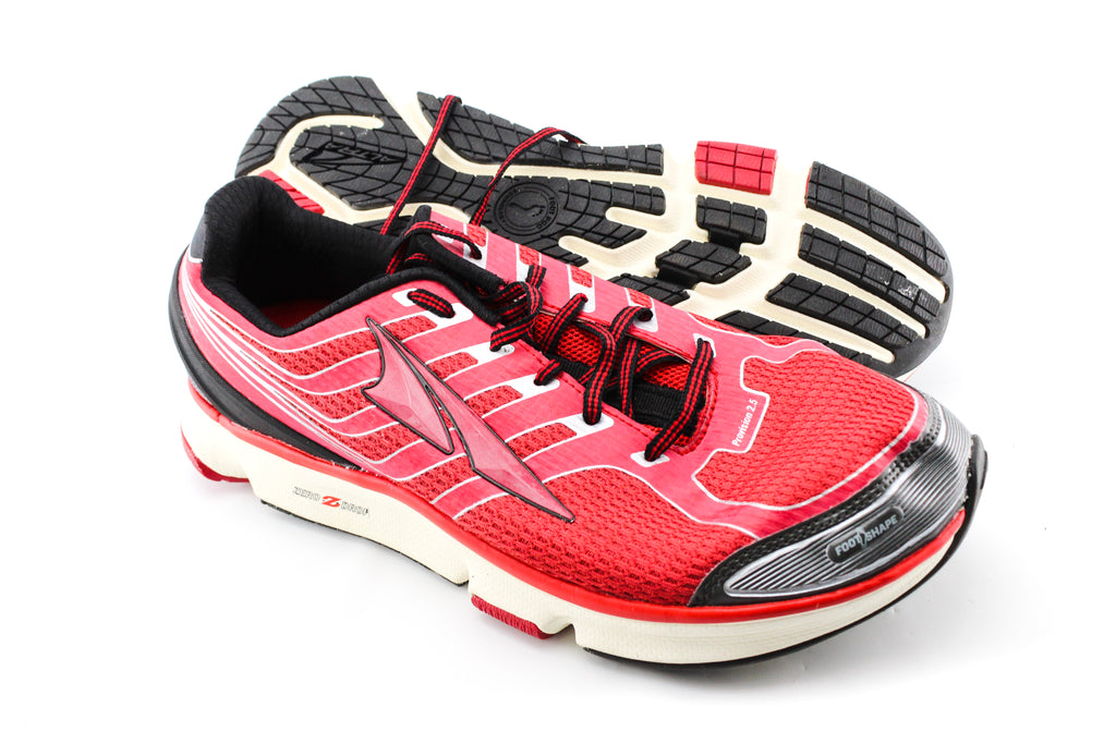 NEW Altra Provision 2.5 Red Men's Size 10.5US 44EU Running Triathlon Shoes