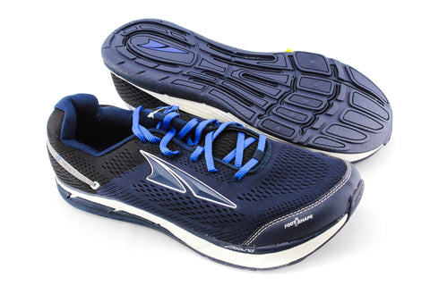 NEW Sample Altra Instinct 4.0 Navy Blue Mens Size 10.5US 44EU Running Shoes