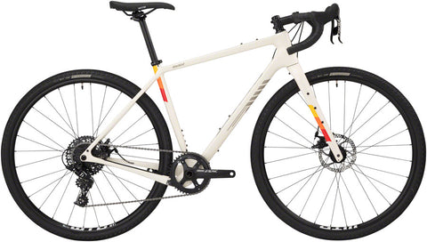 NEW Salsa Warbird Carbon Apex 1 - White All-Road Bike