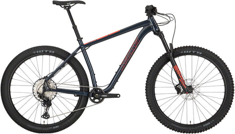 NEW Salsa Timberjack XT 27.5+ - Dark Blue Mountain Bike