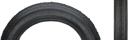 NEW Kenda K124 Street BMX Tire 12.5x2.25 Black Steel