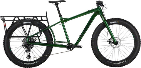 NEW Salsa Blackborow GX Eagle - Green Fat Bike