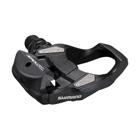 NEW Shimano PD-RS500 SPD-SL Pedals Black with Cleats for Road-TT-Tri Bike