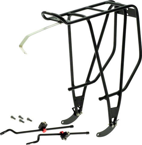 NEW Axiom Streamliner Disc DLX Rear Rack: Black