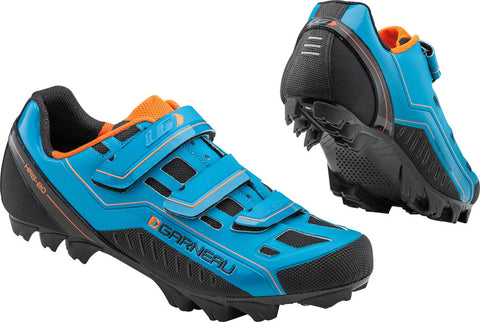 NEW Louis Garneau Gravel Shoes, Sapphire