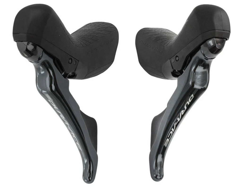 NEW Shimano Dura Ace ST-R9120 Shift/Hydraulic Brake Lever set, 2x11