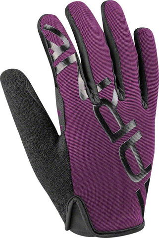 NEW Garneau Ditch Men's Glove: Shiraz MD