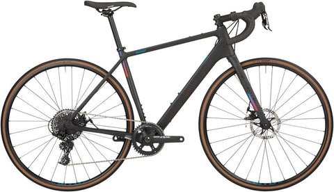 NEW Salsa Warroad Apex 1 - Raw, 700 All-Road Bike