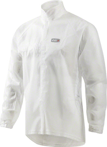 NEW Garneau Clean Imper Jacket: White