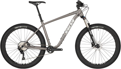 NEW Salsa Rangefinder Deore 27.5+ - Silver Mountain Bike