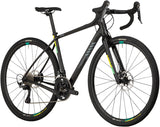 NEW Salsa Warbird Carbon GRX 810 2x - Raw All-Road Bike