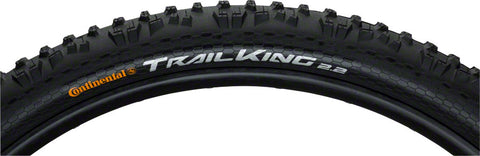 NEW Continental Trail King Tire - 26 x 2.4, Clincher, Wire, Black