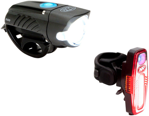 NEW NiteRider Swift 500 and Sabre 80 Headlight and Taillight Set