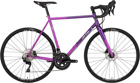 NEW All-City Zig Zag 105 - Purple Fade Road Bike