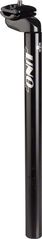 NEW Kalloy Uno 602 Seatpost, 27.2 x 350mm, Black