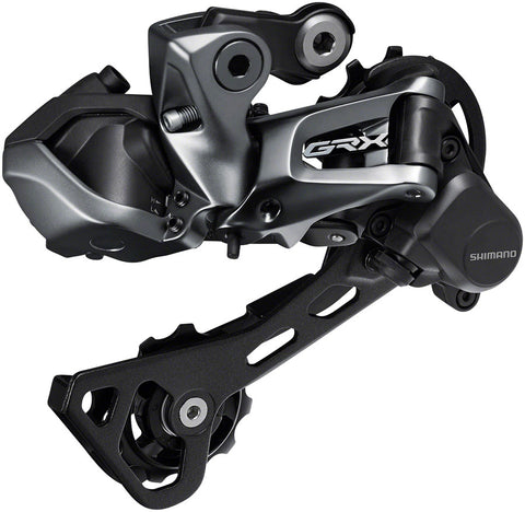 NEW Shimano GRX RD-RX817 Rear Derailleur - 11-Speed, Long Cage, Black, With Clutch, Di2, For 1x