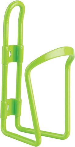 NEW MSW AC-100 Alloy Water Bottle Cage 6mm rod Green