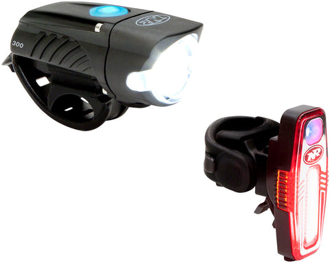 NEW NiteRider Swift 300 and Sabre 110 Headlight and Taillight Set