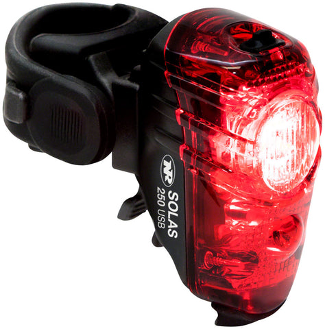 NEW NiteRider Solas 250 Taillight