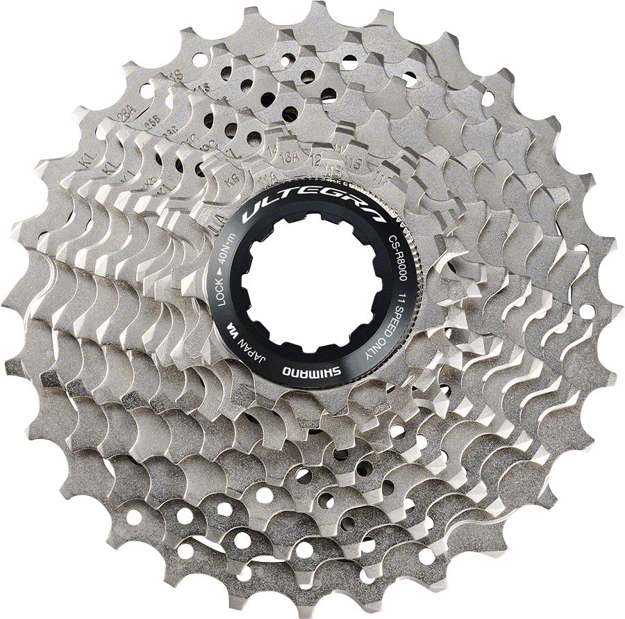 NEW Shimano Ultegra CS-R8000 11-Speed Cassette