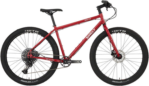 NEW Surly Bridge Club 27.5 - Grandma's Lipstick Touring Bike