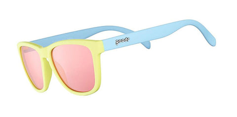 Goodr Pineapple Pain Killers Sunglasses