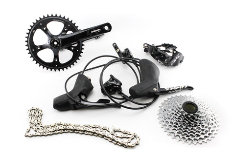 NEW Take Off Sram Apex 1 Hydro Groupset 44x11-36 Road Gravel Cx Bike HRD