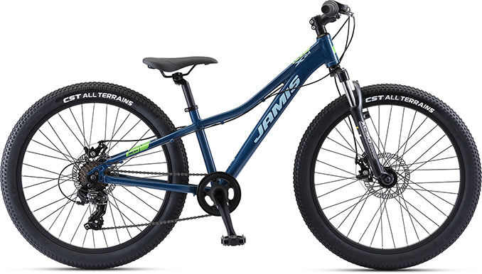 NEW 2021 Jamis X.24 Disc Ano Midnight Sky Kids Mountain Bike
