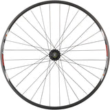 "NEW Quality Wheels Value Double Wall Series Disc Rear Rear Wheel - 29"", QR x 135mm, 6-Bolt, HG 10, Black, Clincher"