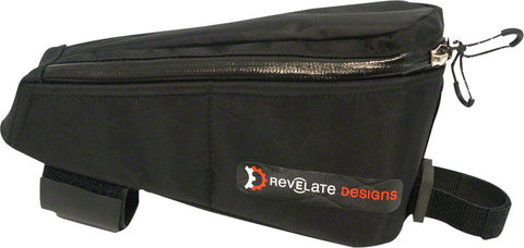 NEW Revelate Designs Gas Tank Top Tube/ Stem Bag Black