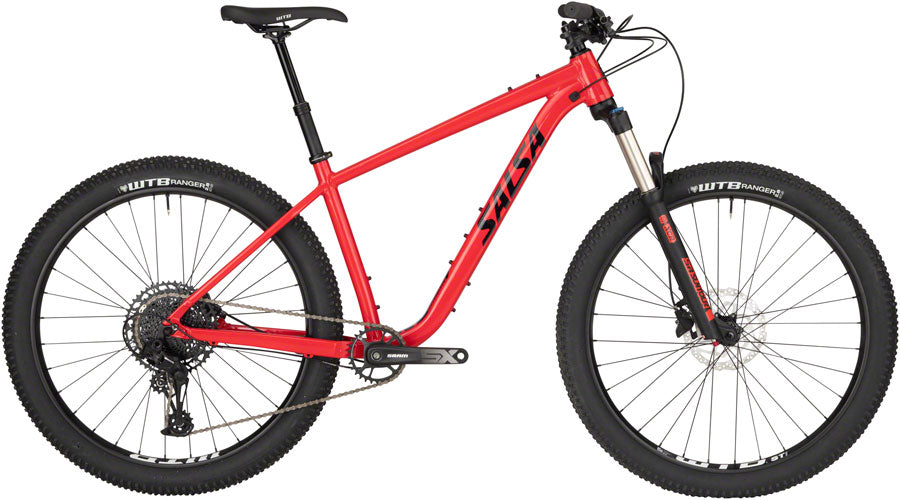 NEW Salsa Rangefinder SX Eagle 27.5+ - Red Mountain Bike