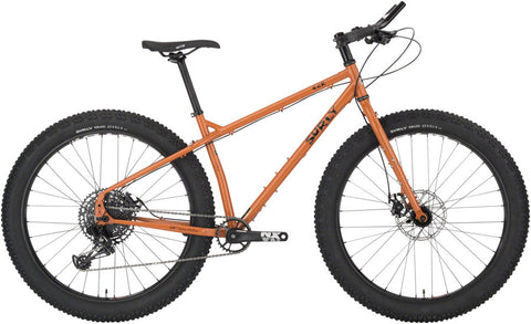 NEW Surly ECR - Norwegian Cheese Brown 27.5 Touring Bike