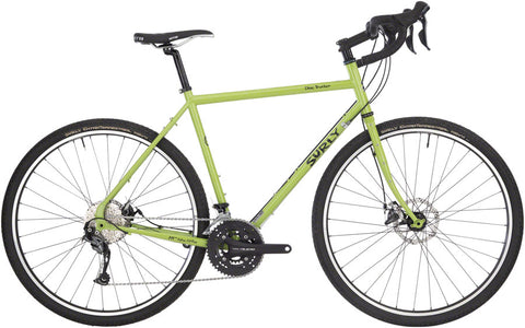 NEW Surly Disc Trucker Bike - 700c, Steel, Pea Lime Soup, 56cm
