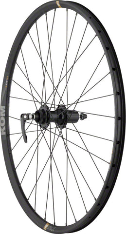 NEW Quality Wheels WTB Road Plus Rear Wheel - 650b, 10 x 1 x 135/12 x 142mm, Center-Lock, HG 11, Black
