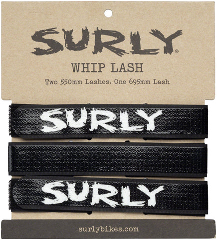 NEW Surly Whip Lash Gear Strap Multi-Pack