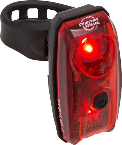 NEW Planet Bike Superflash 65R Taillight