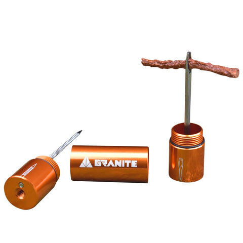 NEW Granite-Design Stash Tool, Tire Plug Version - Orange