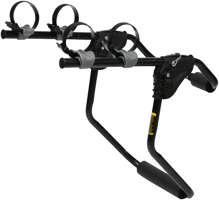 NEW Saris Guardian Trunk Rack: 2 Bike, Black