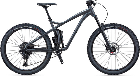 NEW 2020 Jamis Hardline A2 Full Suspension Mountain Bike Charcoal