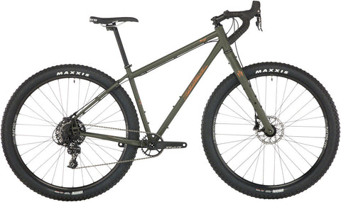 "NEW Salsa Fargo Apex 1 29"" Bike - Olive Mountain Bike"