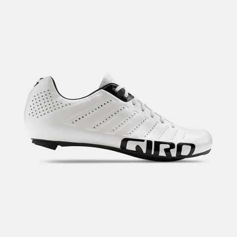 NEW Giro Cycling Empire SLX Road Shoe - White/Black