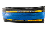 NEW Old Stock Continental Grand Prix 4000 700x25c Blue Road Bike Clincher Tire
