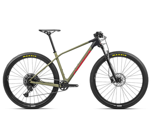 NEW Orbea ALMA M50 EAGLE Hardtail Carbon Mountain Bike